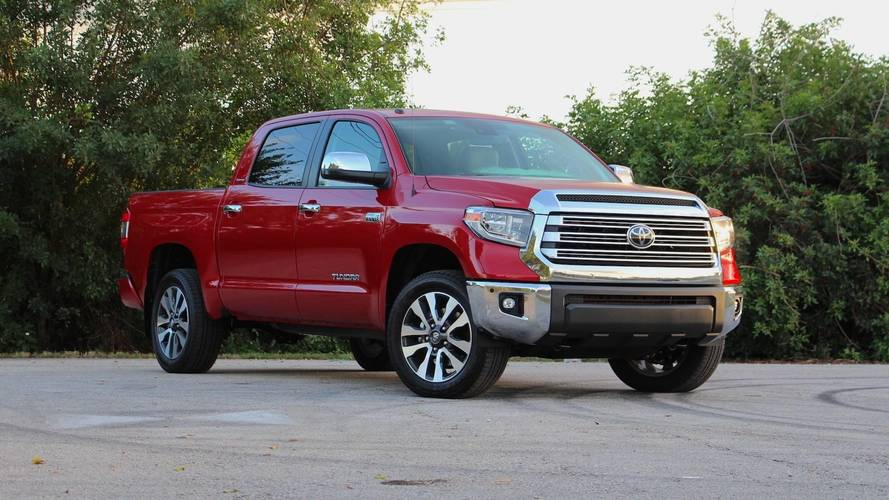 2018 Toyota Tundra Review: Oldie But Goodie