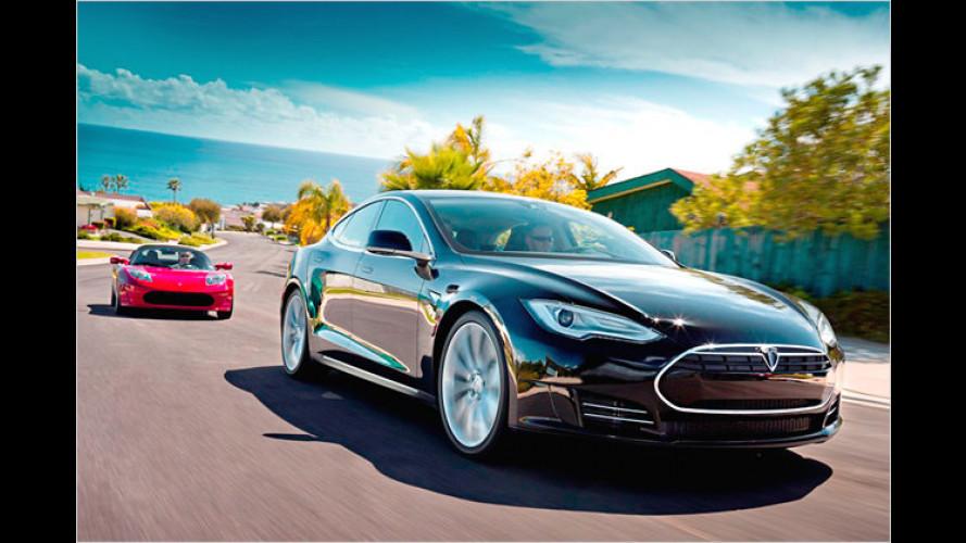 Tesla plant Leasingprogramm