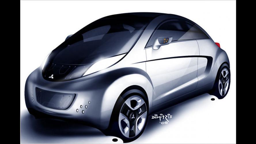 Mitsubishis Elektrosportler im Anmarsch