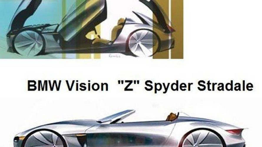 BMW Z Spyder Stradale, Z8 successor rumored for 2014