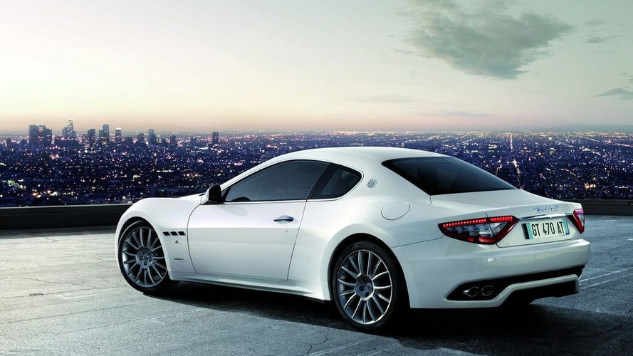 New Maserati GranTurismo S Automatic Promotional Footage Released