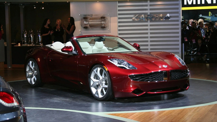 Fisker Karma S Unveiled