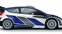 Ford Fiesta WRC 30.09.2010