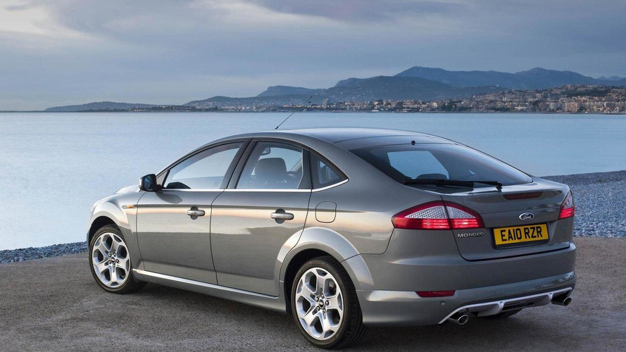 Ford Mondeo gets EcoBoost engine with 203 PS