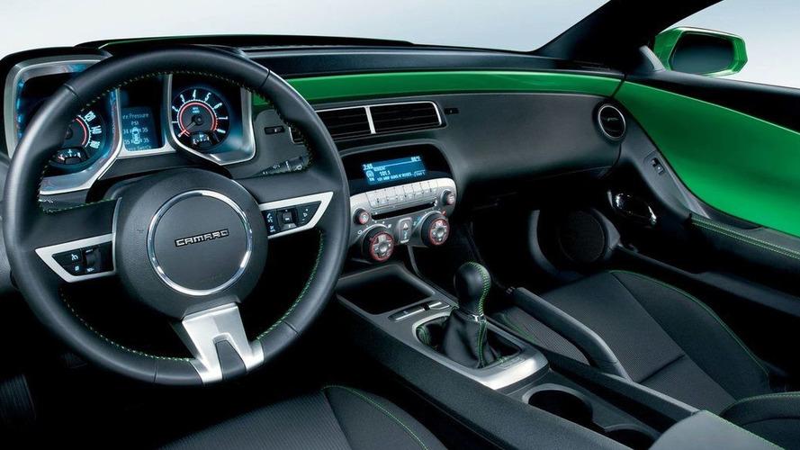 2012 Chevrolet Camaro to get new interior