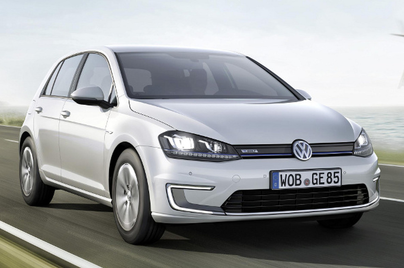 Volkswagen e-up! and e-Golf: A Duo of Zero-Emission Hatchbacks