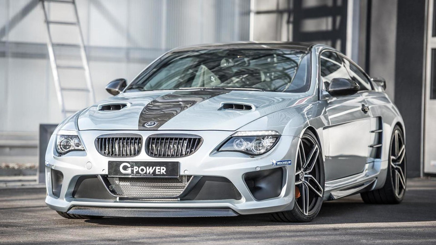G-Power unleashes heavily modified BMW M6 with 1,001 PS