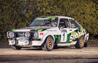 Slew of Historic Racers Set to Cross Silverstone Auction Block in UK