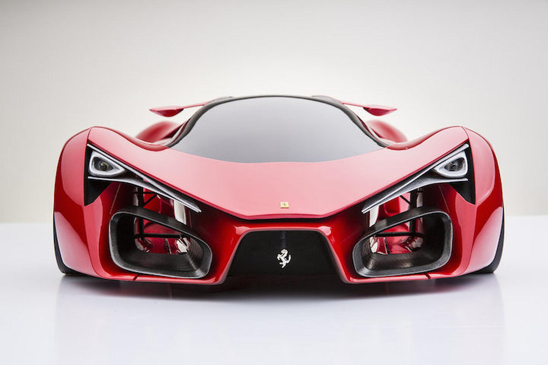 Sorry, Ferrari Won't Build An All-Electric Supercar