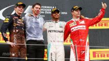 F1 Austrian GP 2016