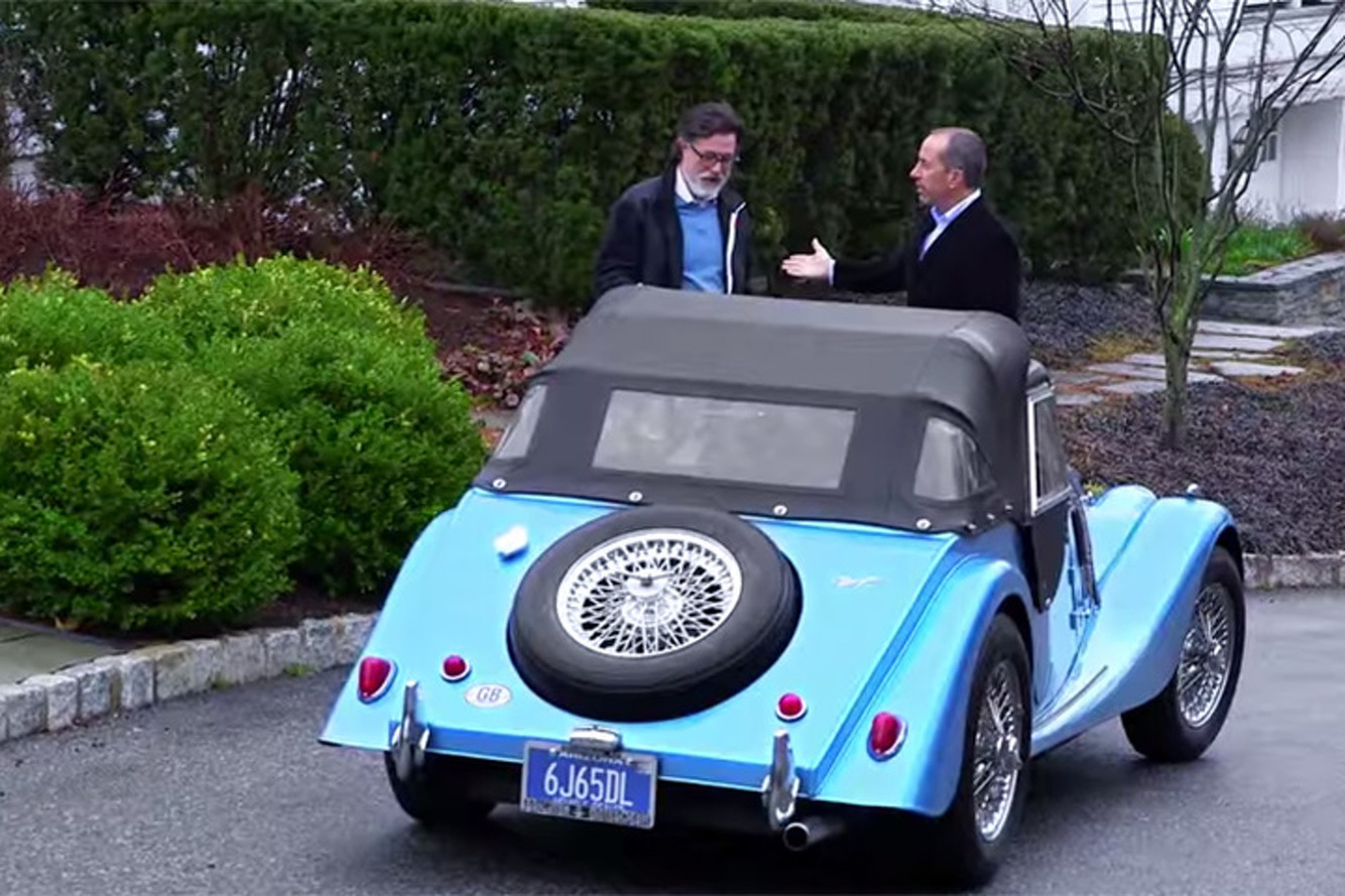 Reddit Comedians In Cars Getting Coffee Colbert