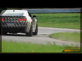 2012 Chevrolet Camaro ZL1 Performance Test