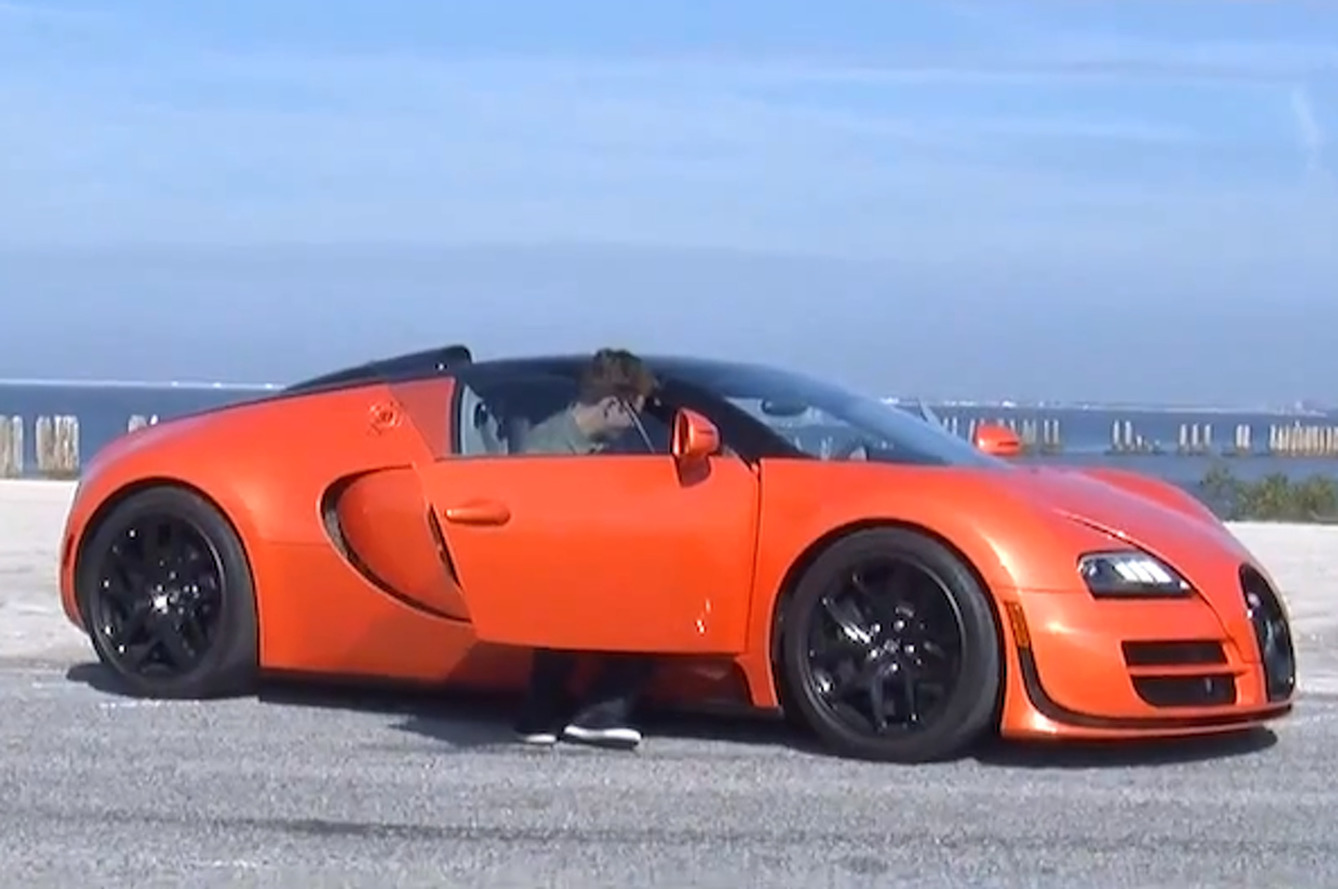 Top Gear USA Bugatti Veyron Speed Run Postponed