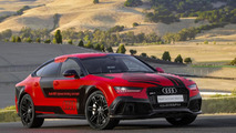 Güncel Audi RS7 Piloted Driving konsepti
