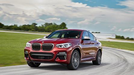 Primera prueba BMW X4 2018: más elegante y deportivo
