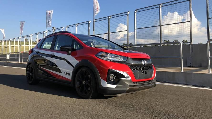 Vídeo: Honda prepara WR-V 1.5 turbo com até 211 cv!