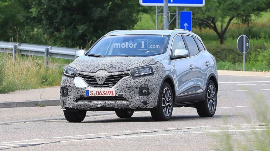 Renault Kadjar 2019, fotos espía del restyling