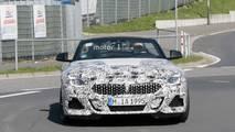 BMW Z4, fotos espía en Nürburgring