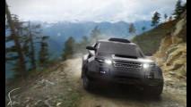 Range Rover Evoque Dakar Rally