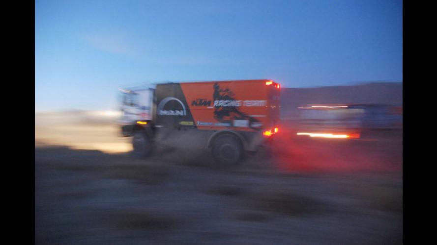La Dakar 2009 si correrà in America