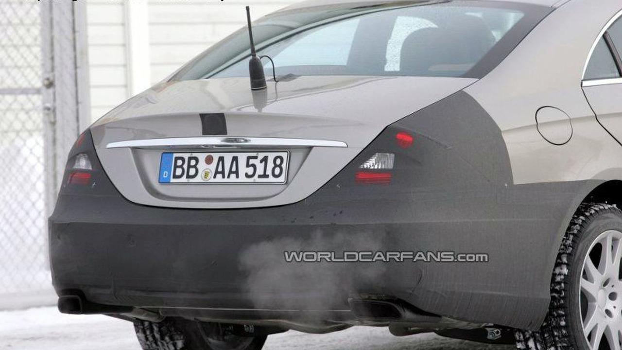 PY PHOTOS: Mercedes CLS Facelift