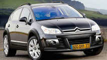SPY PHOTOS: Citroen C4 Crossover