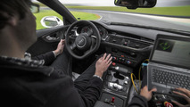Audi RS7 piloted driving concept demonstrated at Hockenheim [video]