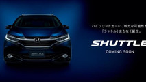 Honda Shuttle revealed for JDM