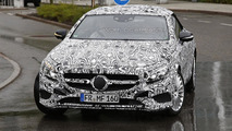 2015 / 2016 Mercedes S-Class Cabrio spy photo