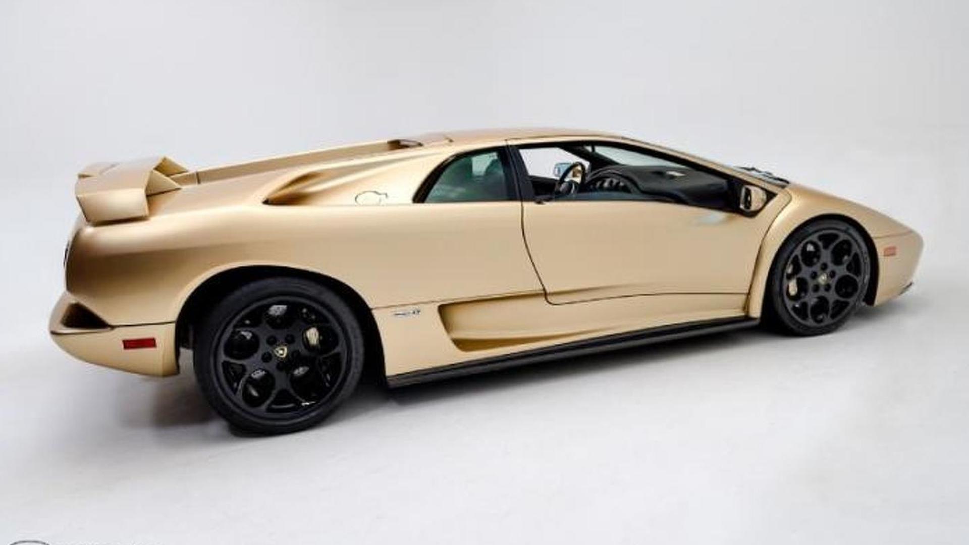 Коллекционный суперкар Lamborghini Diablo 6.0 SE