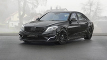 Mercedes S63 AMG by Mansory