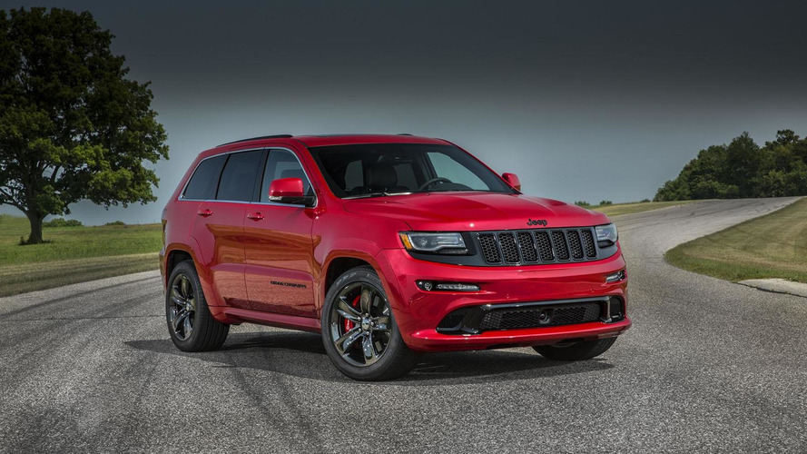 Jeep Grand Cherokee Hellcat rumored to run from 0-60 mph in under 3 seconds
