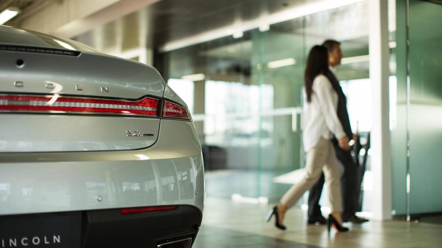 Lincoln tries to hide the old people smell with new dealership perfume