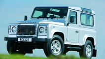 2007 Land Rover Defender