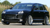 HAMANN HM 5.6 Increased Capacity Engine for the Porsche Cayenne S