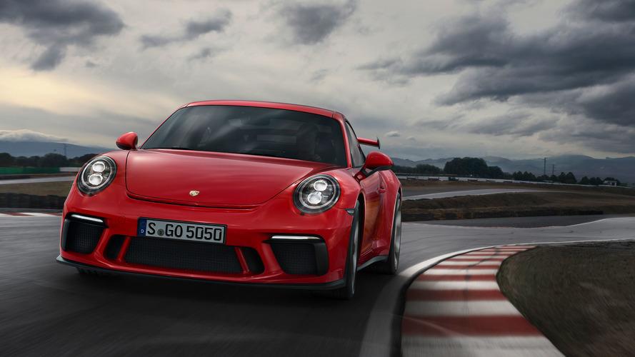 Porsche 911 GT3 kendi Nürburgring süresini geliştirdi