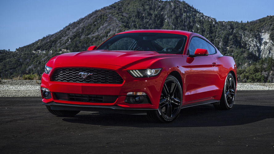 You Can Buy A 550-HP EcoBoost Mustang For Just $33K