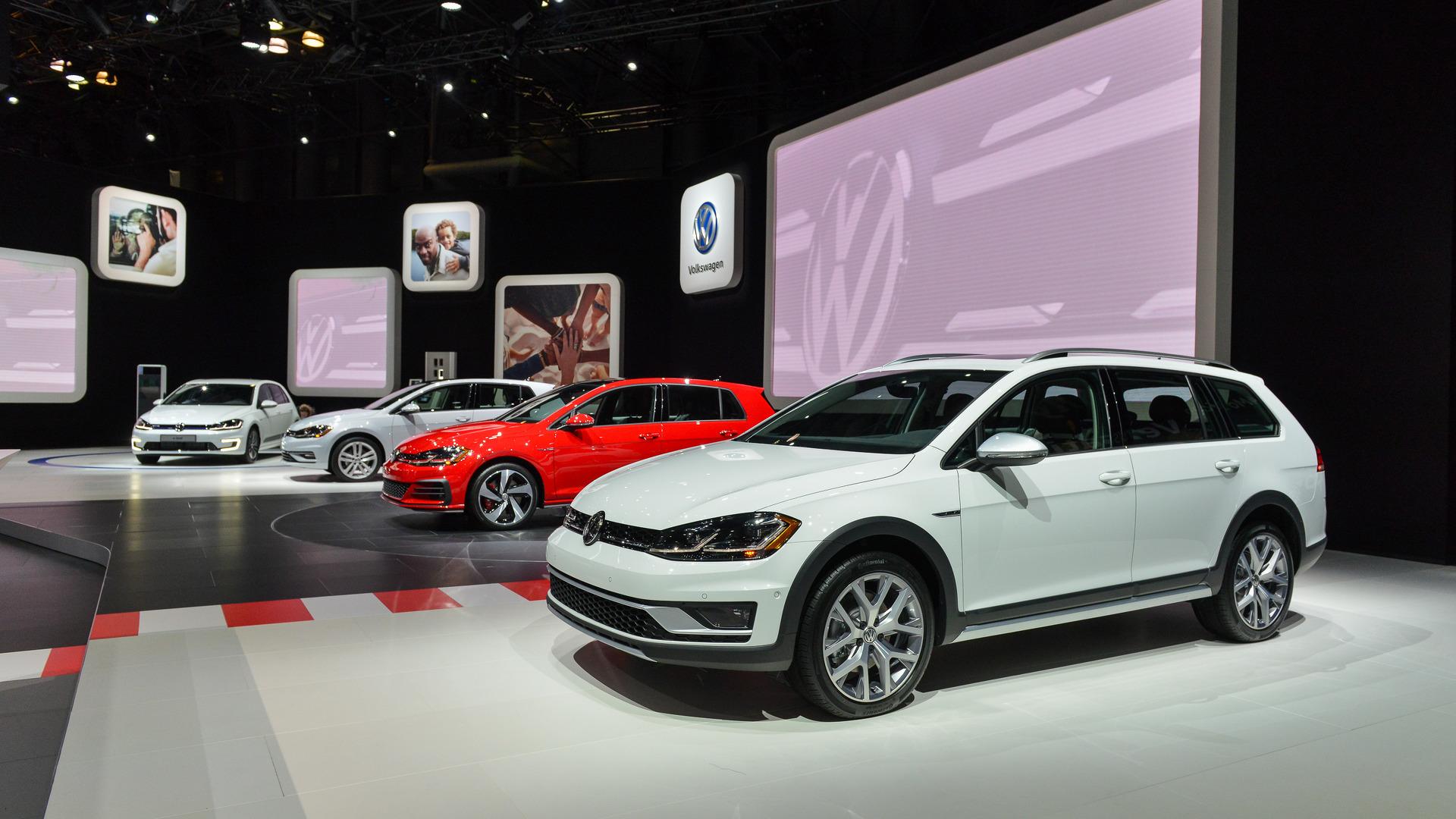 VW Golf Range Has Something For Everyone - Volkswagen new york
