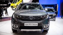 Dacia Logan MCV Stepway - 2017 Cenevre Otomobil Fuarı