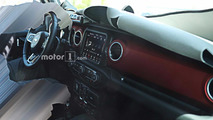 2018 Jeep Wrangler Interior Spy Photos