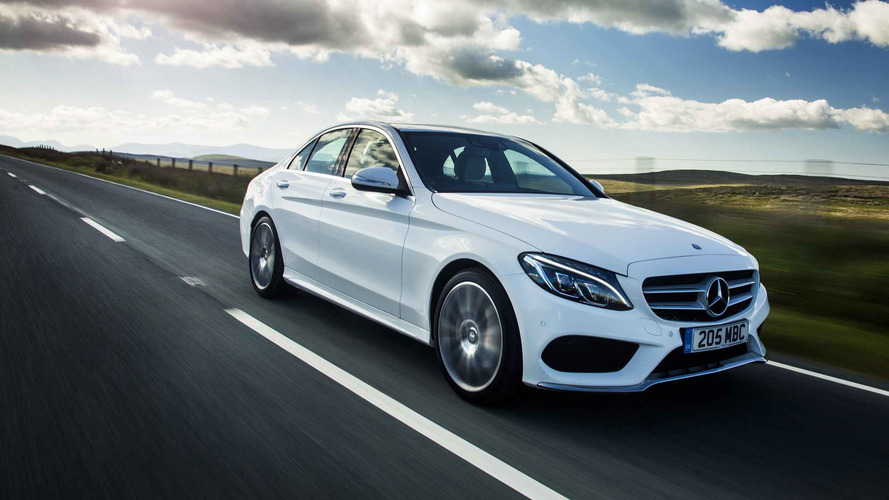2017 Mercedes-Benz C-Class Saloon Review