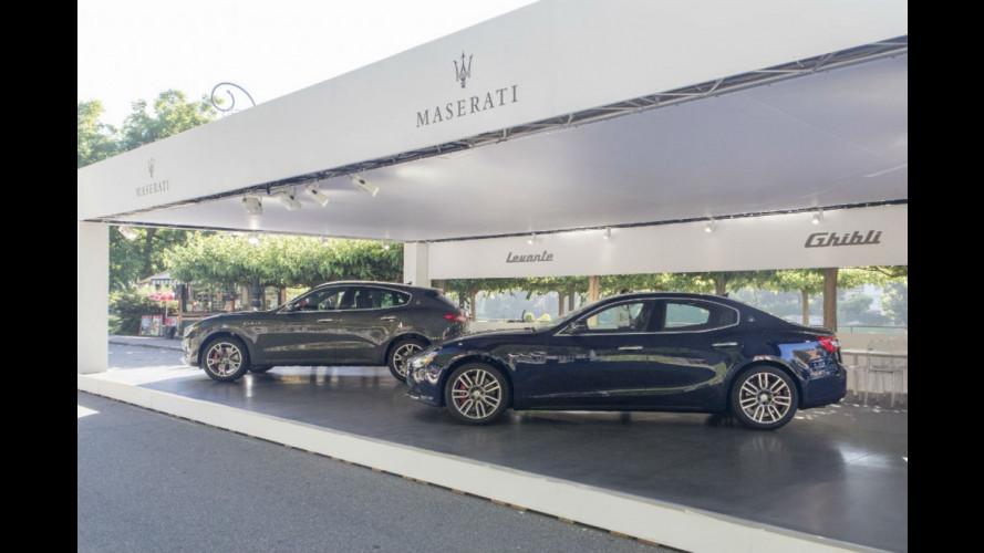 Maserati a Parco Valentino 2017