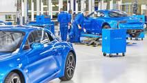 Alpine A110 Factory
