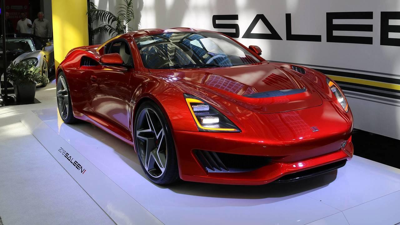 Saleen S7 For Sale >> 2018 Saleen S1 | Motor1.com Photos