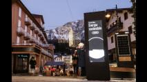 Audi e-tron auto ufficiale del comune di Cortina