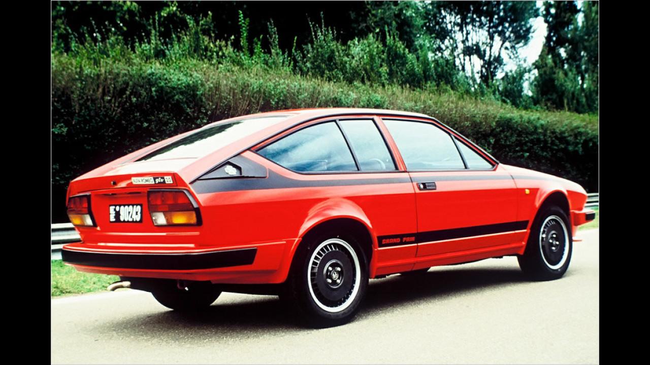 Alfetta GTV 2.0 Grand Prix