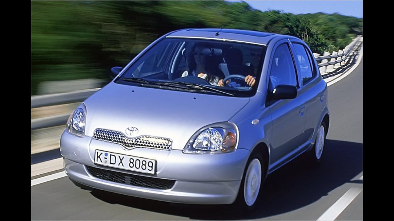 Toyota Yaris (Gesamtsieger 1999)