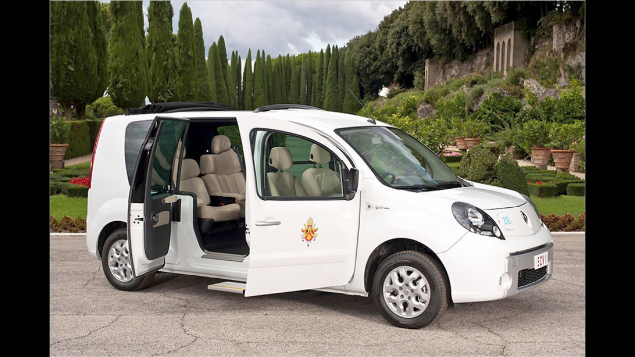 Renault Kangoo Maxi Z.E. (2012)