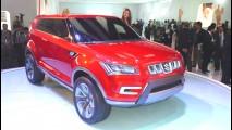 Suzuki XA α Concept