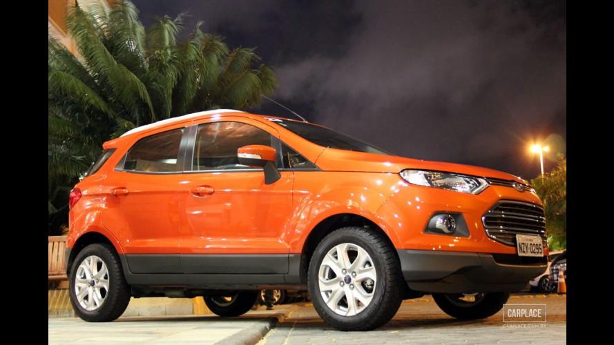 Novo EcoSport 2013 é lançado oficialmente no Brasil por R$ 53.490 - Confira versões, itens e preços